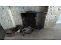 Open Fire Accessories -
