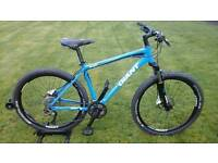 STUNNING SHOWROOM CONDITION TOP SPEC GIANT TALON 1 HYDRAULIC DISC MTB * FULLY SERVICED *