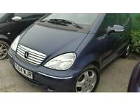 MERCEDES A160 AUTO SPARES AND REPAIRS