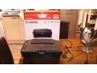 cannon wireless printer