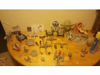 Star wars action fleet. collectors dream... two much list..