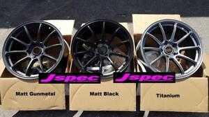 "SuperSpeed RF03RR Lightweight Flow Formed Wheels 18"" 5x114.3 Sizing @ JSPEC"