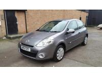 2011 Renault Clio 1.2 petrol 3 door hatchback genuine low mileage