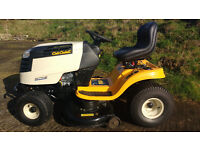 cub cadet cc717HG ride-on petrol side discharge lawn tractor (late 2014 model)
