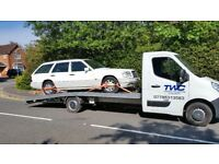 car vehicle transport recovery collection delivery service south wales west country nationwide