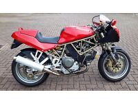 Ducati 900SS 1997 Excellent Condition Full MOT