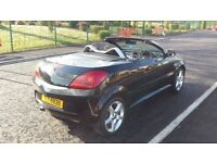 Vauxhall Tigra 1.8 Exclusive convertible