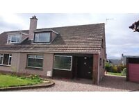 Fantastic fresh 3 or 4 bedroom house in quiet, sought-after Broughty Ferry cul-de-sac
