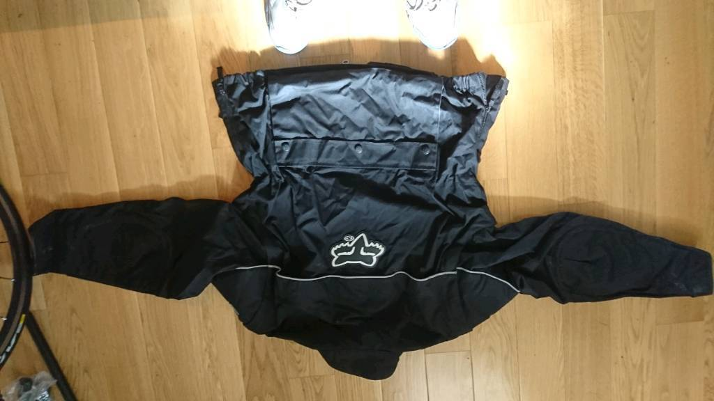 c9a51d9a5aca Wolfe out rider motorcycle jacket. North Shields