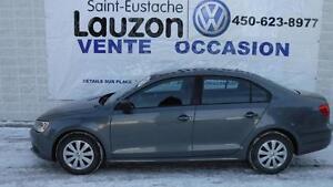 Volkswagen Jetta Trendline 2012