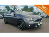 Late 2013 BMW 1 Series 116d Efficient Dynamics Diesel **Finance & Warranty** (a3,golf,a180)