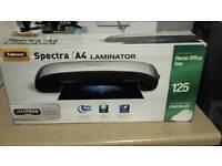 A4 laminator brand new in box