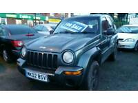 JEEP CHEROKEE 2.5 TURBO DIESEL 4X4 PX SWAPS WELCOME