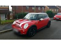 Mini Cooper S 170bhp supercharged not turbo