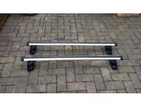 Thule roof rack Astra mk6 J (2010-2015) - 861 aero bars - 3090 fitting kit - 753 foot pack