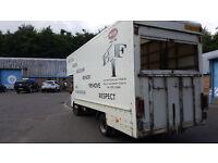 TOYOTA DYNA Luton Van 350 lWB, 2006, 3.5tonnes 87500 miles NO VAT