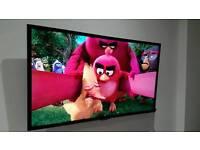 "Samsung smart tv 40"""