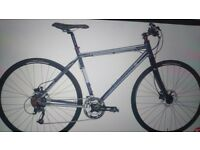 Edinburgh bikes womens revolution courier hydro disc bike