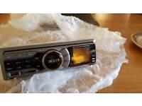 Beat usb/sd car stereo radio