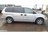 LHD Honda Odyssey V-TEC 3.5L 250HP 7 Seater. The fastest Van ever!