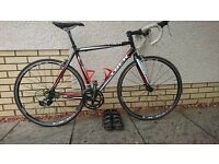 TREK BONTRAGER 1.2 ALPHA LIGHTWEIGHT ROAD BIKE GREAT CONDITION