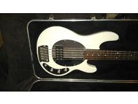 Fantastic US Made 2003 Musicman SUB5 bass