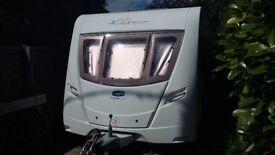 Lunar Clubman Caravan 475 CK 2006
