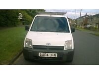 Ford Connect L200 TD swb