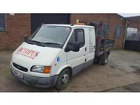 Ford transit smiley tipper/Joan truck