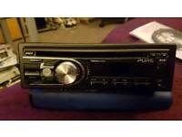 Pure digital cd/dab radio inc dab aerisl