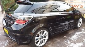 VAUXHALL ASTRA COUPE VXR LOW MILES MODS