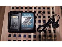 Makita 18v LXT Lithium Ion Charger