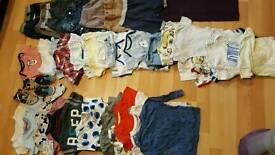 Large baby boy clothes bundle 3-6 months