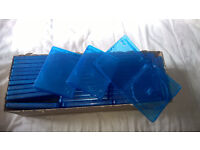 42 used Blu Ray cases