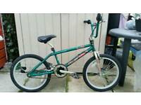 RUPTION LX FREESTYLE BMX BIKE COMES WITH 2 TRICK NUTS