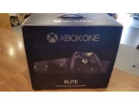 Xbox One Elite Console - Collection Only.