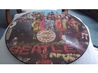 Beatles Picture Disc,