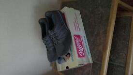 Sketcher trainers for sale. Good as new. Wrong size buy.