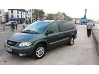 Looking to sell my 7 seater voyge or concider swap as now no need for 7 seeats