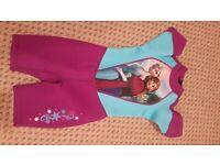 Girls Disney Frozen Wetsuit