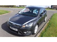 "FORD FOCUS 1.8 ZETEC S 2009,59000mls,18""Alloys,Air Con,Cruise Control,Full Service History,Clean Car"