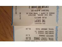 Script tickets x 2