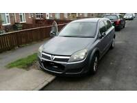 Vauxhall astra H 1.6 twinport part ex for a van or for sale