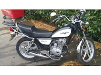 125cc commuter bike perfect condition and good for CBT drivers