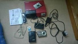 Casio Exilim Z700 digital camera