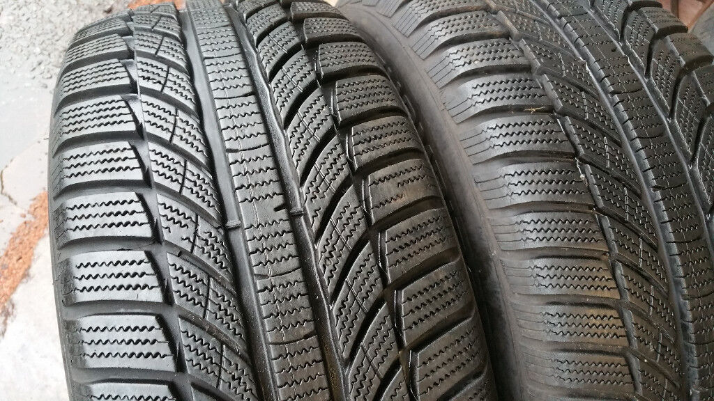 225 55 16 2 x tyres Champiro Winter Pro GT Radial M+S