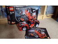 Lego Technic Race Truck - 42041