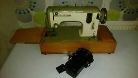 Bernina 644 Varia Industrial Swiss Made Sewing Machine