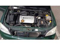 Astra 1.4 16v MOT failure - spares/repair