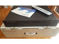 Cambridge Audio Azur 640C CD Player - Winner of What HiFi ***** Award